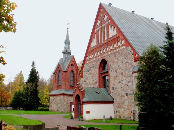 Pyhän Laurin kirkko Vantaa